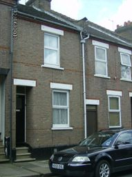 Thumbnail 3 bed terraced house to rent in Cowper Street, Luton