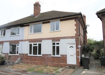 Thumbnail 2 bed flat to rent in Redland Close, Hough Green, Chester