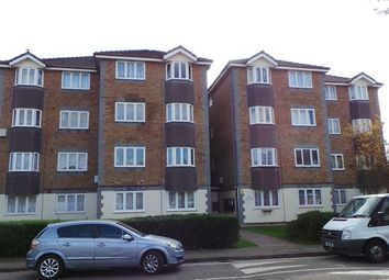 Thumbnail 1 bed flat for sale in Keats Close, Enfield