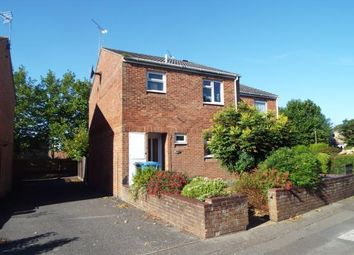 Thumbnail 3 bed semi-detached house for sale in Puddletown Crescent, Poole