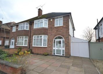 Thumbnail 3 bedroom semi-detached house to rent in Meadvale Road, Knighton, Leicester