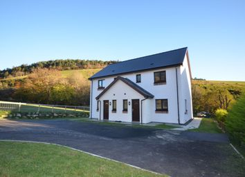 Thumbnail 3 bedroom semi-detached house for sale in Plot 1 Adj Cwm Y Nant, Llanafan, Ceredigion