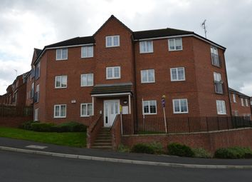 Thumbnail 2 bed flat for sale in East Street, Doe Lea, Chesterfield