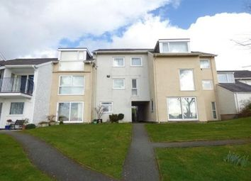 Thumbnail 2 bed flat to rent in Ffordd Glyder, Y Felinheli