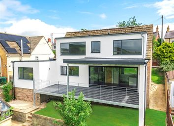 Thumbnail 4 bed detached house for sale in Whiteshill, Stroud