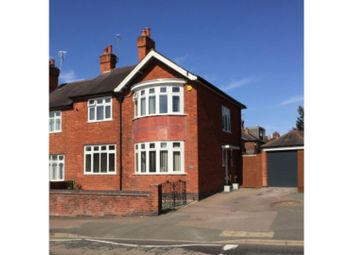 Thumbnail 3 bed semi-detached house for sale in Leicester Road, Wigston