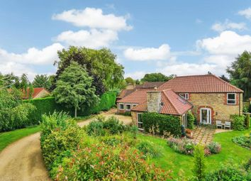 Thumbnail 4 bed detached house for sale in Waterloo Road, Caythorpe, Grantham