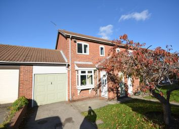 Thumbnail 2 bed semi-detached house for sale in 12 Burns Court, York