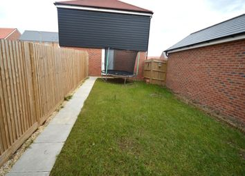 Thumbnail 3 bed semi-detached house for sale in Picket Twenty Way, Andover