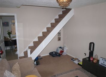 Thumbnail 2 bed town house for sale in Cottesmore Close, Stapenhill, Burton-On-Trent, Staffordshire