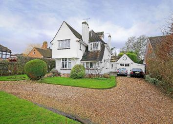 Thumbnail 4 bed detached house for sale in Deacons Hill Road, Elstree, Borehamwood