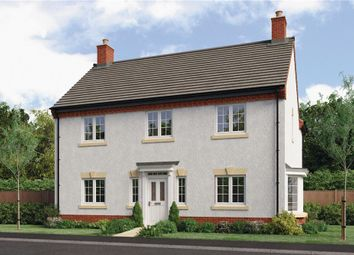 "Thumbnail 4 bed detached house for sale in ""Stainsby"" at Park Lane, Castle Donington, Derby"