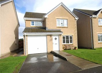 Thumbnail 3 bed detached house for sale in Linkwood Avenue, Elgin