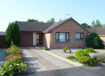 Thumbnail 2 bed detached bungalow for sale in Yarrow Gardens, Dumfries