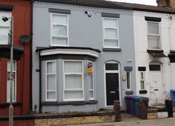 Thumbnail 6 bedroom property to rent in Gainsborough Road, Wavertree, Liverpool