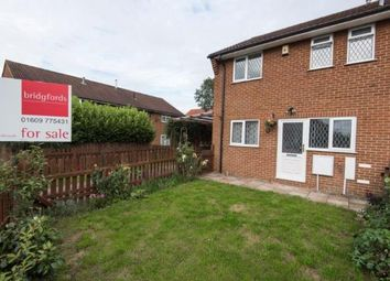 Thumbnail 2 bed semi-detached house for sale in Knotto Bottom Way, Northallerton