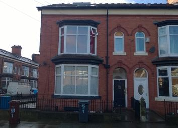 Thumbnail Studio to rent in Hermitage Rd, Crumpsall, Manchester