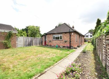 Thumbnail 2 bed detached bungalow for sale in Silverlea Gardens, Horley, Surrey