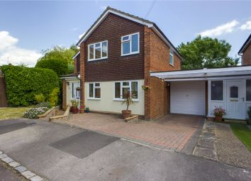 Thumbnail 5 bed detached house for sale in Greenend Close, Spencers Wood, Reading, Berkshire