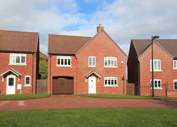 Thumbnail 4 bed detached house for sale in Little Green Avenue, Telford