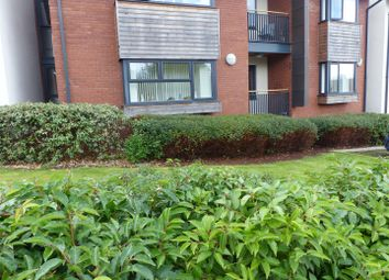 Thumbnail 2 bed flat for sale in Hall Farm Road, Swadlincote