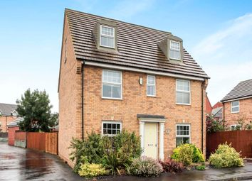 Thumbnail 5 bedroom detached house to rent in Verde Close, Eye, Peterborough