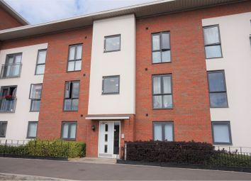 Thumbnail 2 bed flat for sale in Columbia Crescent, Wolverhampton