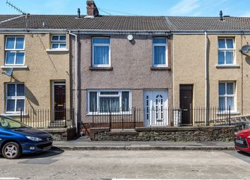 Thumbnail 3 bed terraced house for sale in Neath Road, Plasmarl, Swansea