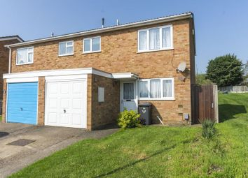 Thumbnail 3 bed semi-detached house to rent in Falcon Crescent, Flitwick, Bedford