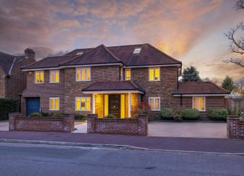 Thumbnail 7 bed detached house for sale in Oaklands Avenue, Esher