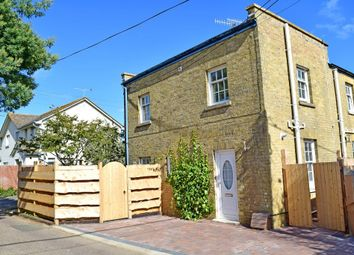 Thumbnail 2 bed semi-detached house for sale in Forelands Field Road, Bembridge, Isle Of Wight