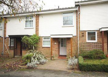 Thumbnail 3 bed terraced house for sale in Tolldene Close, Knaphill, Woking