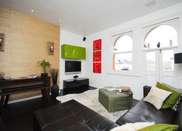 Thumbnail 1 bed flat to rent in Lancaster Drive, Belsize Park, London