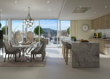"Thumbnail 3 bed flat for sale in ""Penthouse"" at Lower Thames Street, London"