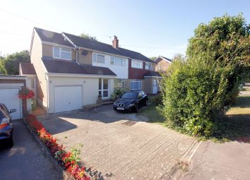 Thumbnail Semi-detached house for sale in Titchfield Park Road, Titchfield, Fareham