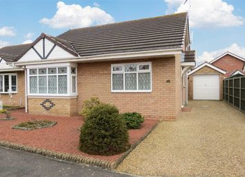 Thumbnail 2 bedroom detached bungalow for sale in Potesgrave Way, Heckington, Sleaford