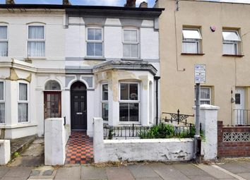 Thumbnail 3 bedroom terraced house for sale in Wellington Street, Gravesend, Kent