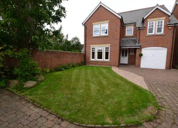 Thumbnail 4 bed detached house to rent in Cottingwood Lane, Morpeth