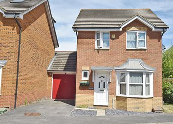Thumbnail 3 bed detached house for sale in Plym Drive, Didcot