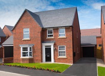 "Thumbnail 4 bedroom detached house for sale in ""Holden"" at Kensey Road, Mickleover, Derby"