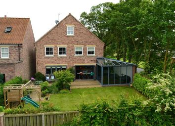 Thumbnail 5 bed detached house to rent in Monckton Rise, Newbald