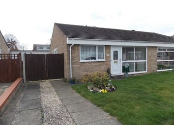 Thumbnail 2 bed semi-detached bungalow to rent in Weald Close, Istead Rise, Gravesend