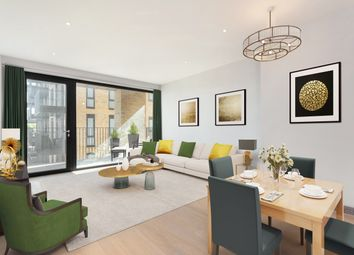 Thumbnail 2 bed flat for sale in Wandle Gardens, Ram Quarter