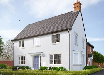 "Thumbnail 4 bed detached house for sale in ""The Astley"" at Main Road, Kempsey, Worcester"