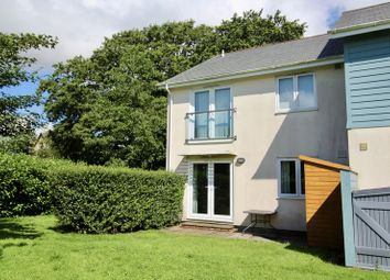 Thumbnail 2 bed flat for sale in Treliever Road, Mabe Burnthouse, Penryn