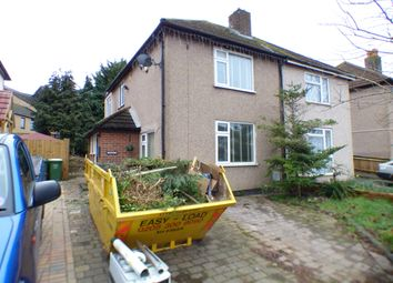 3 bed semi-detached house to rent in Bedens Road, Sidcup DA14