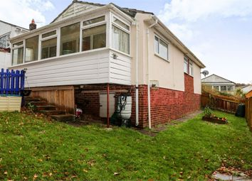 Thumbnail 2 bedroom detached bungalow for sale in Lake Avenue, Teignmouth, Devon