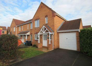 Thumbnail 3 bed semi-detached house to rent in Cornbrash Rise, Hilperton, Trowbridge