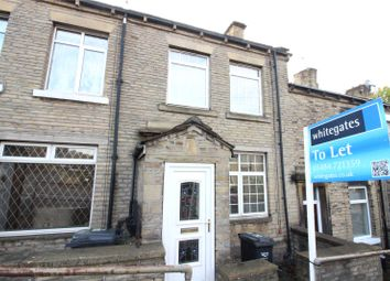 Thumbnail 3 bed terraced house to rent in Clifton Common, Brighouse, West Yorkshire
