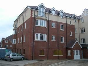 Thumbnail 2 bed flat to rent in William Ransom Way, Hitchin